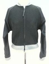 ADIDAS STELLA McCARTNEY Jacket Barricade Gray TENNIS BK7959 Womens Active M $120