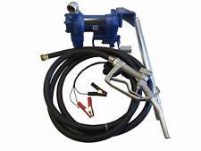 Electric Fuel Transfering Hose Gas Dispenser Oil Barrel Pump Transfer Gasoline