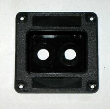 Jack Plate For Speaker Cabinet Two Input Guitar Or Pa Cabs jackplate Marshall