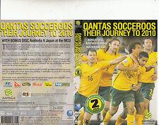 Socceroose:Australia V Japan-Qantas Socceroos Their Journey To 2010-Soccar-2-DVD