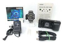 Orologio Casio WMP-1 MP3 player watch vintage clock wrist audio horloge micronas