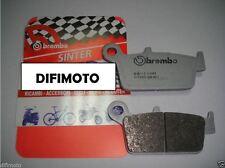 PASTILLAS DE FRENO TRASERO BREMBO SINTER HO26SX RACING TM SMX F 660 2008 2009