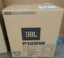 """JBL P10SW 10"""" 300w Powered Subwoofer - NEW e150p"""