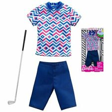 Barbie: You Can Be Anything - Golfer Club Fashion Pack by Mattel, Inc.