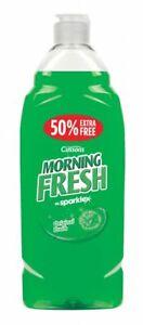 6x Morning Fresh Washing Up Liquid Original - 79005