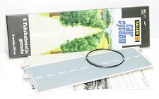 Faller Car System H0 1650 6 Fahrbahnteile gerade OVP HE2622