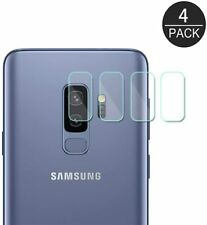 Samsung Galaxy S9 Plus Screen Protector Camera Lens Protective HD Tempered Glass