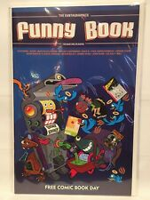 Fantagraphics Funny Book FCBD 2006 VF+ 1st Print