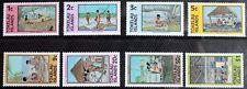 Tokelau – 1976 Set of 8 – Un.Mint (MNH) (R4)