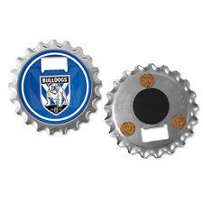 NRL Canterbury Bulldogs Fridge Magnet Bottle Opener Coaster 3 in 1 Gadget Gift