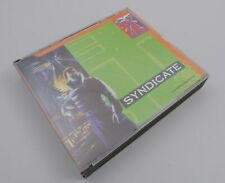 Syndicate Plus PC CDROM Version inkl American Revolt Deutsch Bulfrog DOS
