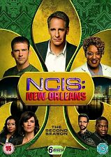 NCIS NEW ORLEANS COMPLETE SERIES 2 DVD All Episode Second Season UK Release NEW