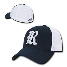 NCAA Rice Owls University Low Crown Structured  Mesh Flex Baseball Caps Hats