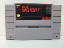 Super Scope 6 for SNES