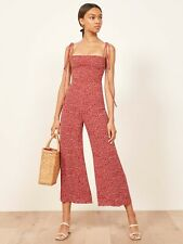 Reformation Maxwell Jumpsuit Dakota