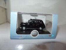 Oxford 76FX4001 FX4001 1/76 HO Scale  FX4 London Taxi  Cab Black