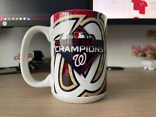 Washington Nationals 2019 World Series 15oz Mug MLB