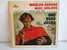 BO Film OST One eyed Jacks HUGO FRIEDHOFER LIBERTY LOS17001