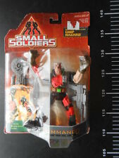 Dreamworks Small Soldiers Commando Battle Damage Chip Hazard Action Figure
