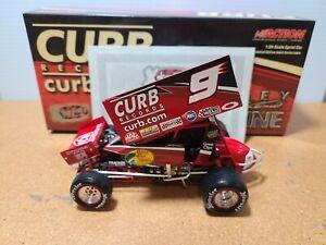 2004 Kasey Kahne #9 Curb Records 1:24 World Of Outlaws Sprint Car Action MIB