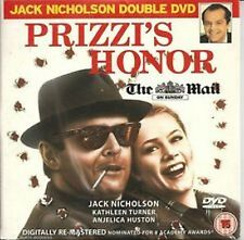 DOUBLE PROMO DVD PRIZZI'S HONOR + LITTLE SHOP OF HORRORS