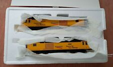 HORNBY NETWORK RAIL CLASS 43 HST NEW MEASUREMENT TRAIN PACK TTS SOUND FITTED