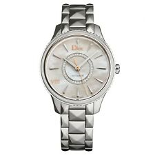Christian Dior Women's Montaigne Stainless Steel Automatic Watch CD153512M001
