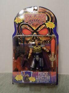 Prince Lightstar Skeleton Warriors Action Figure Playmates 1994 Vintage NIB