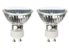 2-Bulbs Replacement Bulb for ESSENZA Wax Warmer Halogen 120V 25W GU10+C GZ10+C
