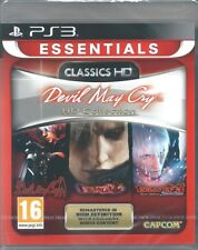 Devil May Cry HD Collection  Brand New PS3 Essentials Game UK Release