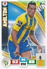 282 AMILTON BRAZIL UNIAO MADEIRA CD.OURENSE CARD ADRENALYN LIGA 2016 PANINI