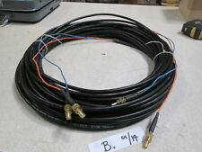 Approx 110' 2-Strand Fiber Optic Cable, Ultra Fox Plus, Optical Cable 62.5/125uM
