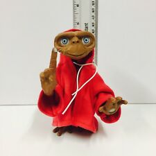 ET The Extra Terrestrial Red Hoody Figure Light Up Talking Universal 2001