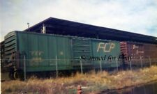 Ferrocarril Del Pacifico #15808 Box Car Mar 1977 Balti.ORIGINAL PHOTO-Railroad
