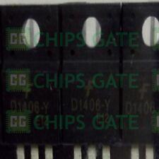 5PCS 2SD1406-Y Encapsulation:TO-220