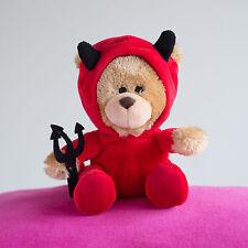 Cute Devil Bear - Devil, Cute Bear, Bear dressed up as a little devil (M2E1)