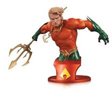 Aquaman Bust DC Comics Super-Heroes Jim Lee New 52 DC Collectibles NEW SEALED
