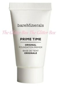 BareMinerals Prime Time Original Foundation Primer 15ml FRESH STOCK