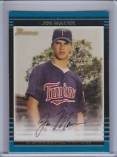 JOE MAUER 2002 Bowman RC #379 (C4894)