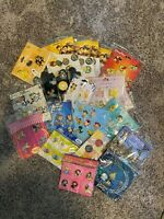 Disney TRADING PINS! 26 Pin Lot - Brand New Booster Sets - 100% Authentic