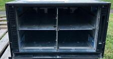 HP C3000 Blade array, Fans, 1GB Passthru, PSUs, Complete OA Blades