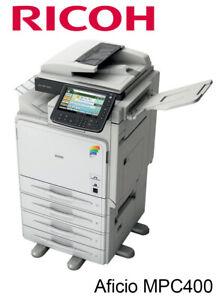 Ricoh Aficio MPC400 Printer