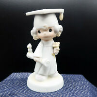 Precious Moments Enesco Lord Bless you and Keep you E4721 graduation gift girl