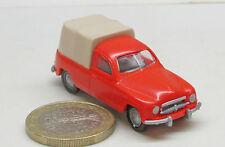 Ikra Skoda 1200 '52, Pickup Red