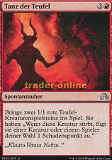2x Tanz der Teufel (Dance with Devils) Shadows over Innistrad Magic
