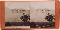 Lac Maggiore Isola Bella Italia Foto Brogi Stereo Vintage Albumina