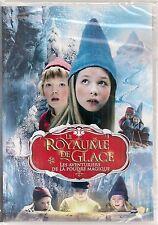 """DVD """"Le Royaume de Glace - Vol. 1 : Les aventuriers de la Poudre Magique"""" -NEUF"""