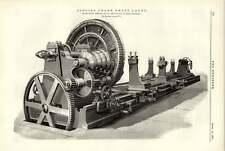 1891 ALBERO MOTORE SPECIALE TORNIO SHARP Stewart ATLAS opere Glasgow