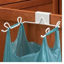 Over The Cabinet Bag Holder For Easy Access To Bags - Convenient Kitchen Helper