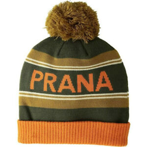 prAna Ski Time Beanie Tangerine One Size